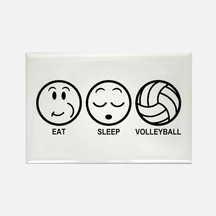 eat sleep volleyball magnets eat sleep volleyball