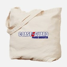 USCG Daughter Tote Bag