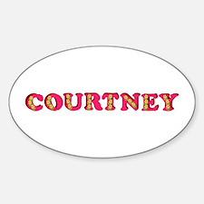 Courtney Decal