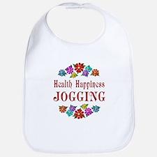 Jogging Happiness Bib