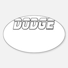 New DODGE Decal