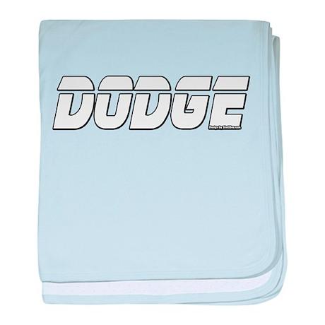 New DODGE baby blanket