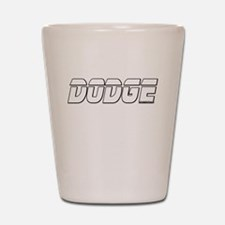 New DODGE Shot Glass