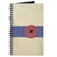 Paper and Red Button Journal