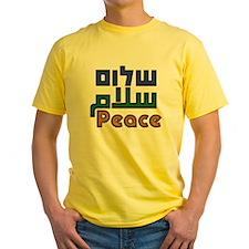 Shalom Salaam Peace T