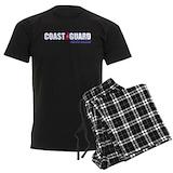 Coast guard Men's Dark Pajamas