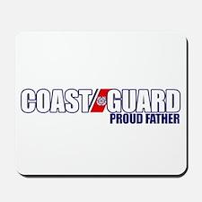 USCG Father Mousepad
