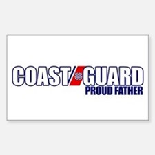 USCG Father Decal