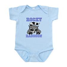 Rocky Raccoon Infant Bodysuit