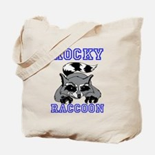 Rocky Raccoon Tote Bag