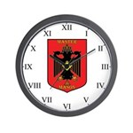 Masonic 33rd Degree Wall Clock