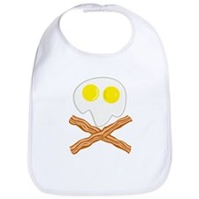 Breakfast Pirate Bib