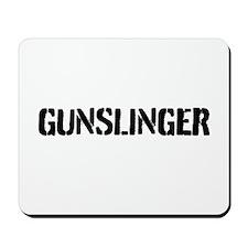 GUNSLINGER Mousepad