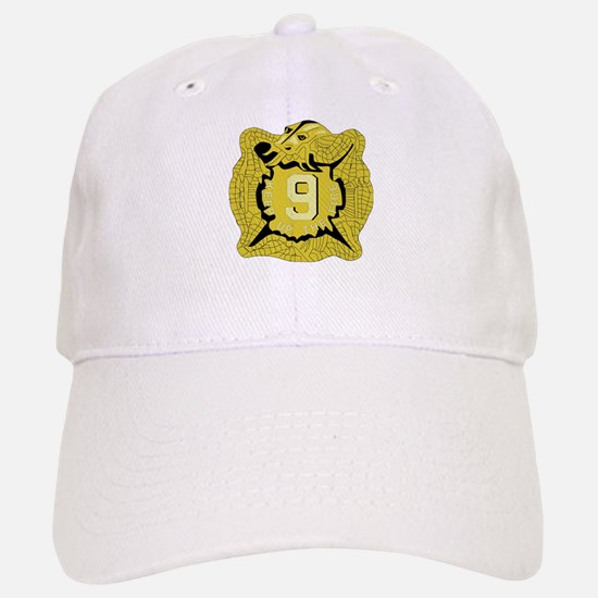 DUI - 2nd Bn - 9th Infantry Regt Baseball Baseball Cap