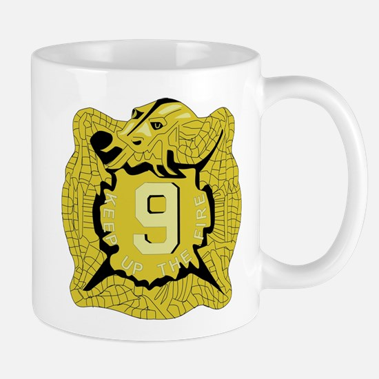 DUI - 2nd Bn - 9th Infantry Regt Mug