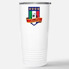 italia Stainless Steel Travel Mug