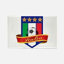 italia Rectangle Magnet (10 pack)