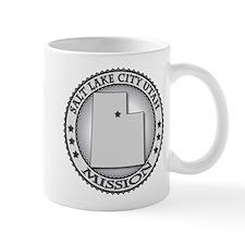 Salt Lake City Utah Mission Mug