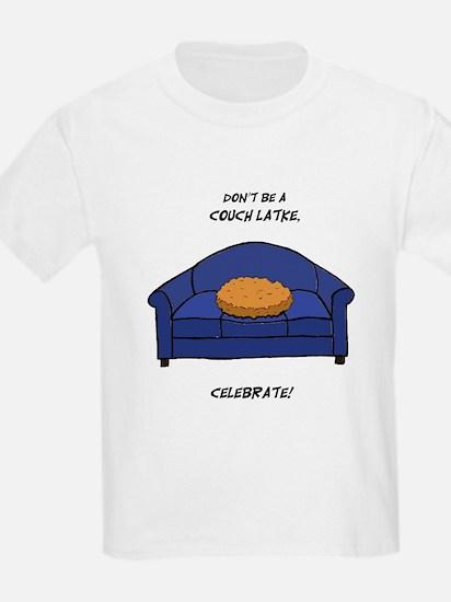 Couch Latke T-Shirt