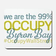 Occupy Byron Bay Mousepad