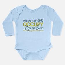 Occupy Byron Bay Long Sleeve Infant Bodysuit
