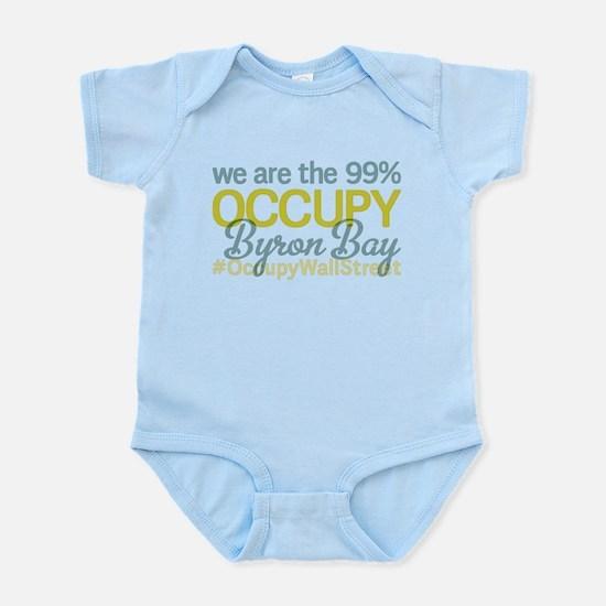 Occupy Byron Bay Infant Bodysuit