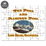 Pike & Rainbow Pier Puzzle