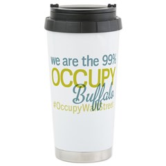 Occupy Buffalo Travel Mug