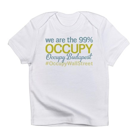 Occupy Budapest Infant T-Shirt