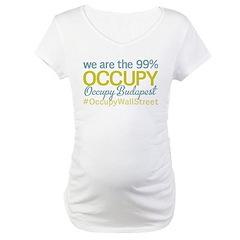 Occupy Budapest Shirt