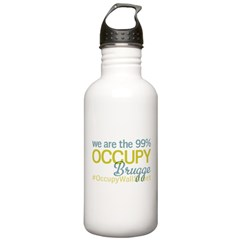 Occupy Brugge Water Bottle
