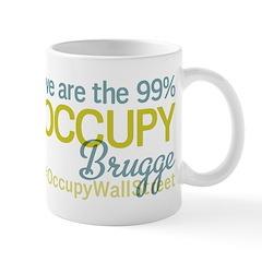 Occupy Brugge Mug