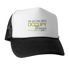 Occupy Brugge Trucker Hat