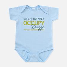 Occupy Brugge Infant Bodysuit