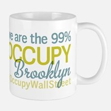 Occupy Brooklyn Small Small Mug