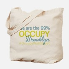Occupy Brooklyn Tote Bag