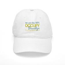 Occupy Brooklyn Baseball Baseball Cap