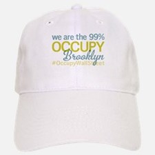 Occupy Brooklyn Baseball Baseball Cap