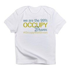 Occupy Bronx Infant T-Shirt