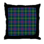 Tartan - MacLennan Throw Pillow