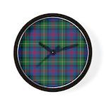 Tartan - MacLennan Wall Clock