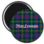 Tartan - MacLennan Magnet