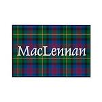 Tartan - MacLennan Rectangle Magnet