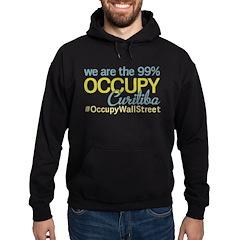 Occupy Curitiba Hoodie