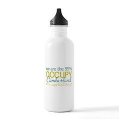 Occupy Cumberland Water Bottle