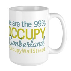 Occupy Cumberland Large Mug