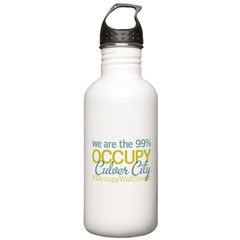 Occupy Culver City Water Bottle