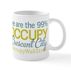 Occupy Crescent City Mug