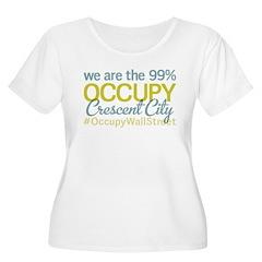 Occupy Crescent City T-Shirt