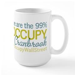 Occupy Cranbrook Mug